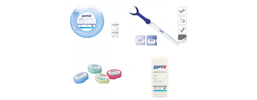 Ațe dentare și alte produse